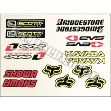 MATRICA KLT. FOX,SCOTT,KAYABA, BRIDGESTONE